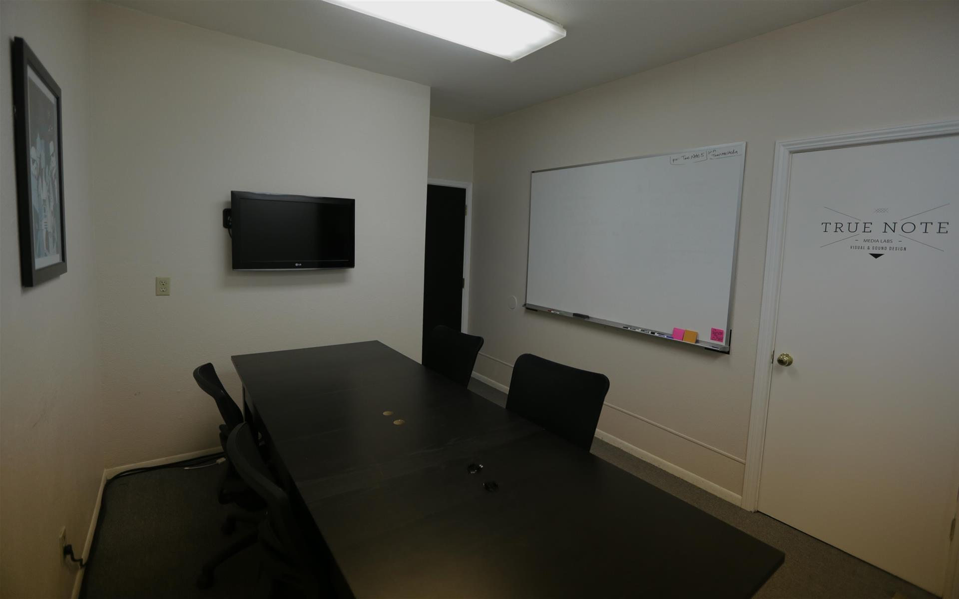 Xoloosh, LLC. - Team Workspace and Small Conference Room