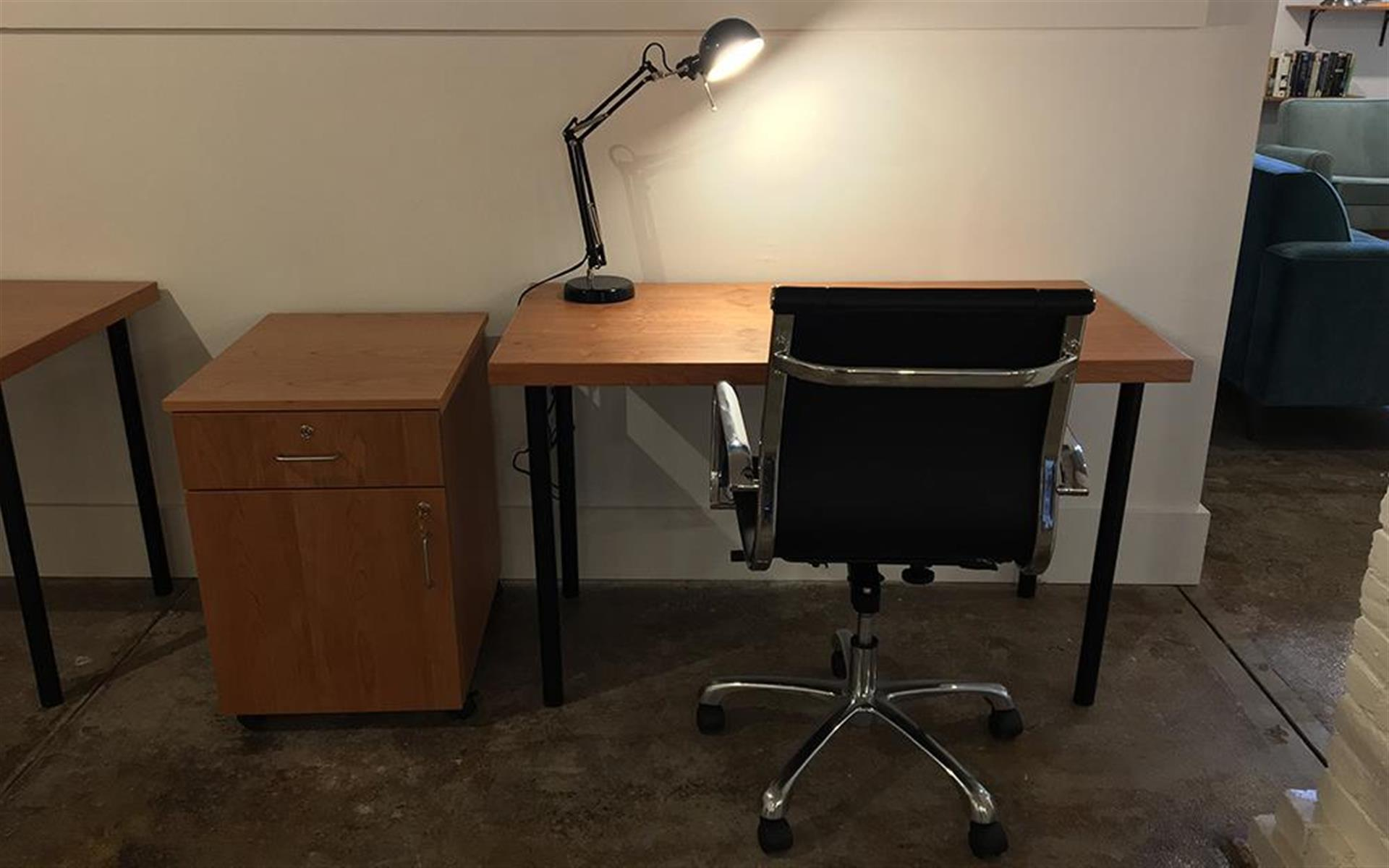 Work Mt. Airy - Basic Desk