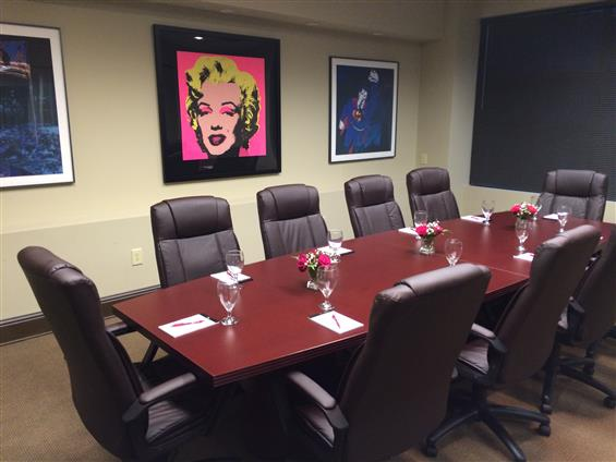 Westpark Suites - Warhol Conference Room