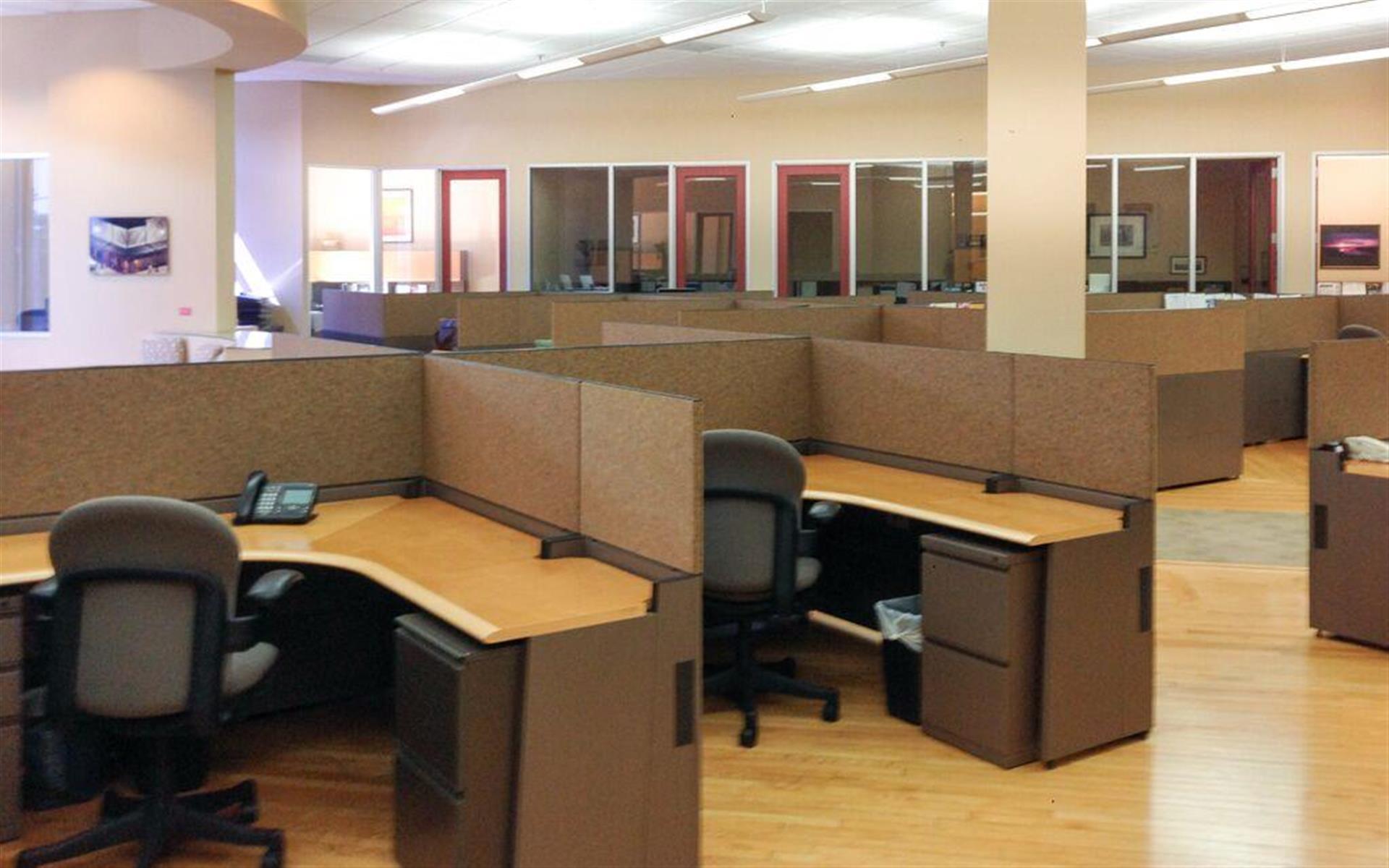 Sebastiani Theatre Building Workspace - Dedicated Desk