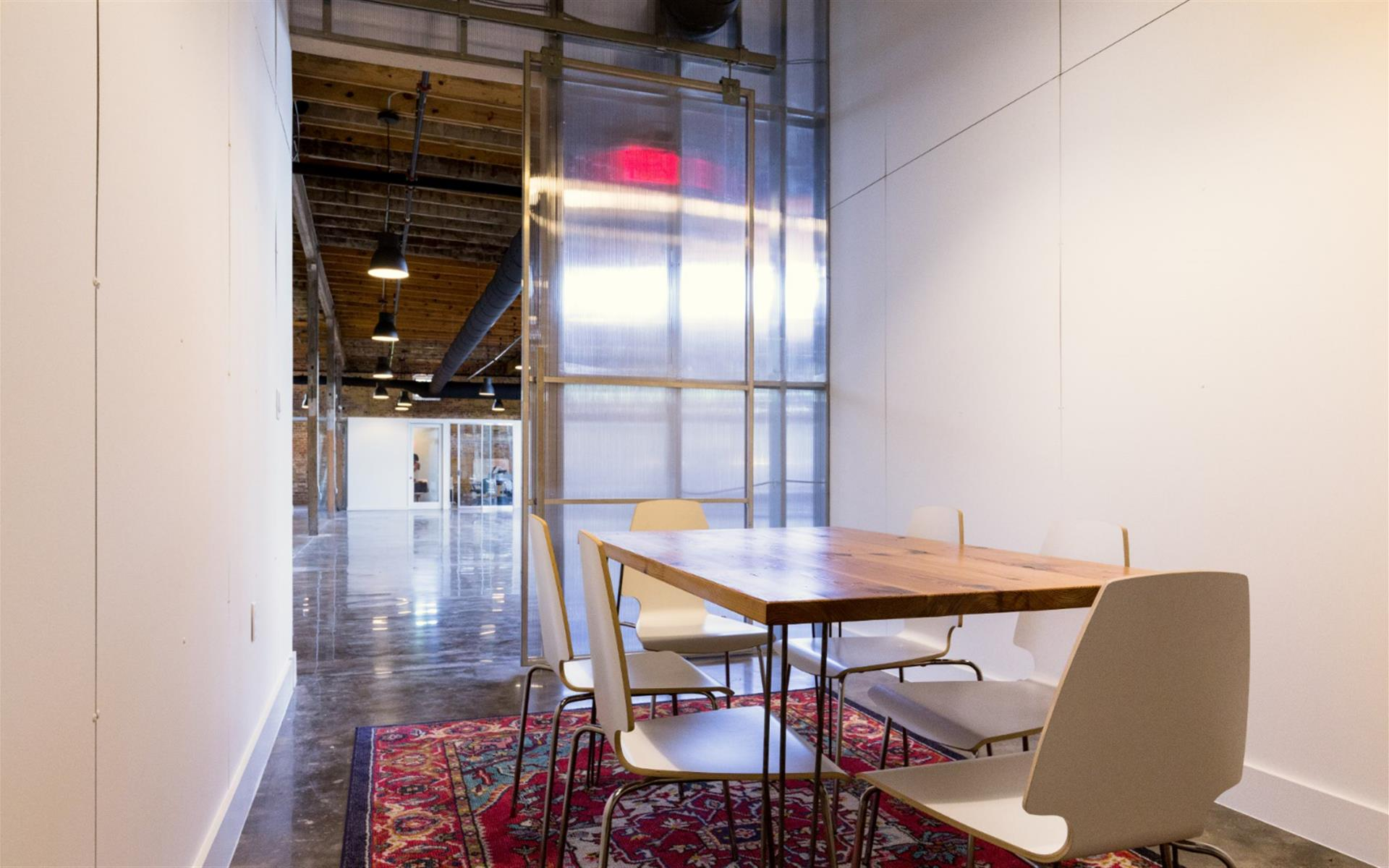 The Warehouse - Small Conference Room