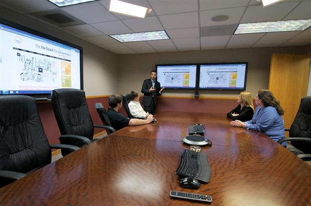 MMS Executive Center - The Executive - Large Meeting