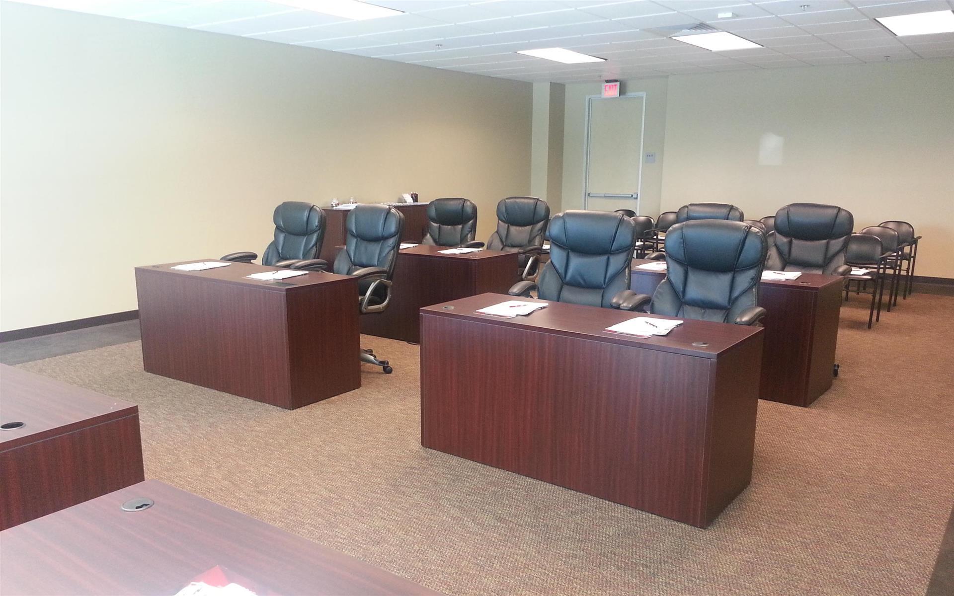 Huseby Inc. - Hearing Room 1