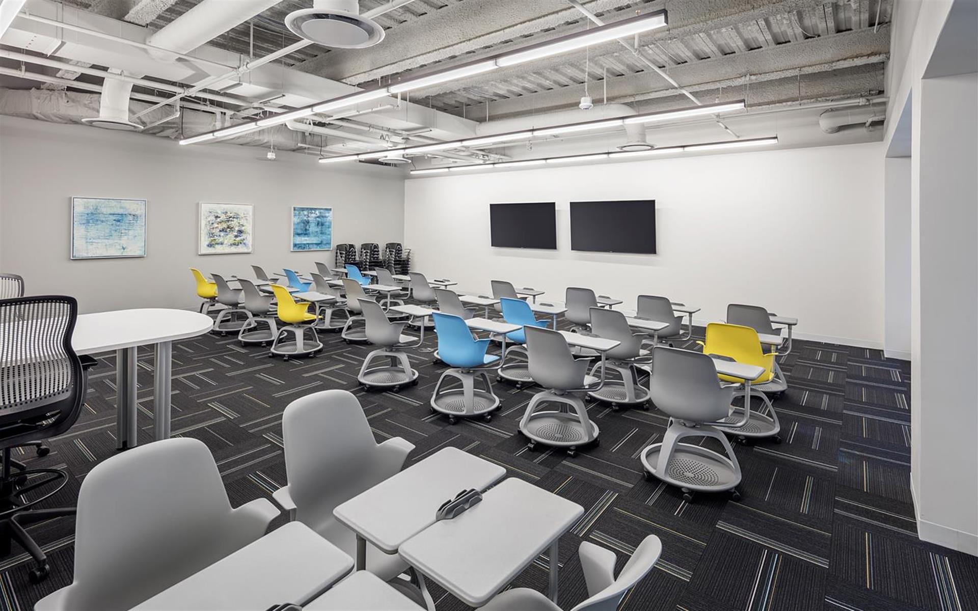 Boston Offices - Exchange Place - Suite A