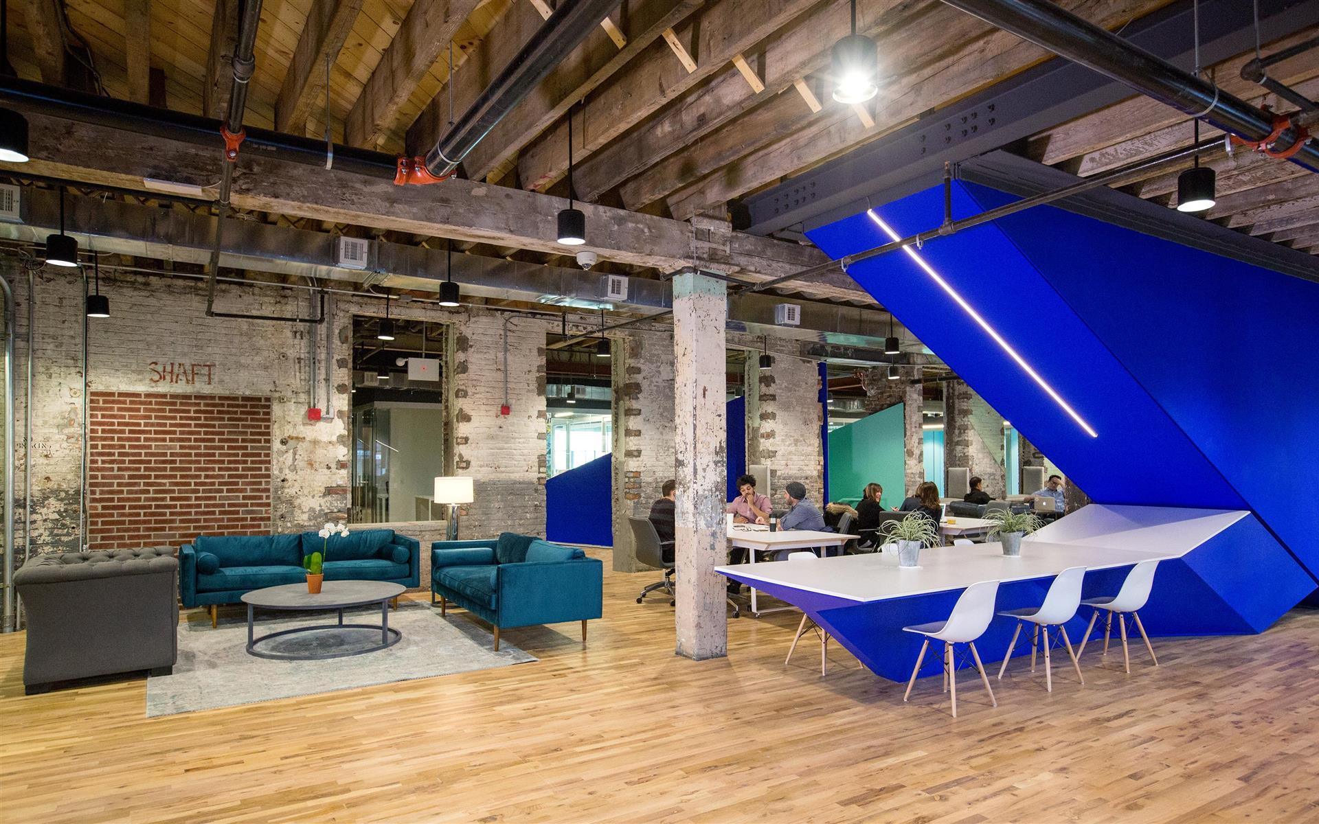 BOND Collective Gowanus - 2-Person Interior Office