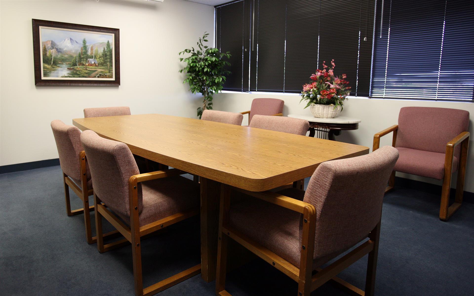 Bob McCann & Associates - Conference Room A