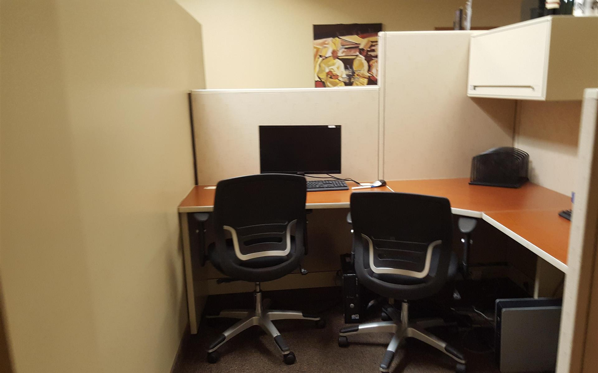 Rotelli Corporate Offices - Open Desk