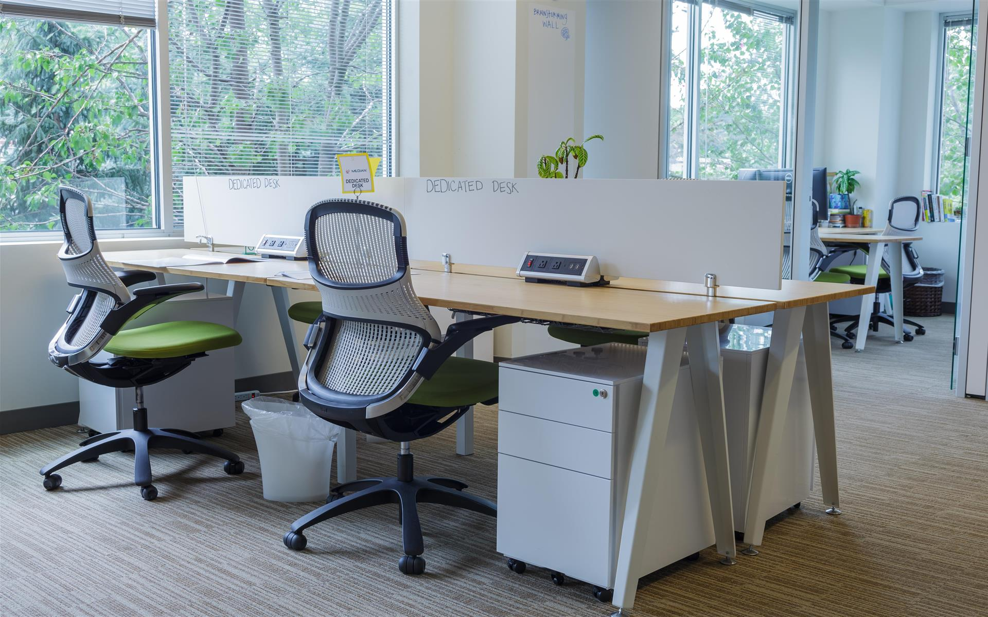 NGIN Workplace - Shared Desk