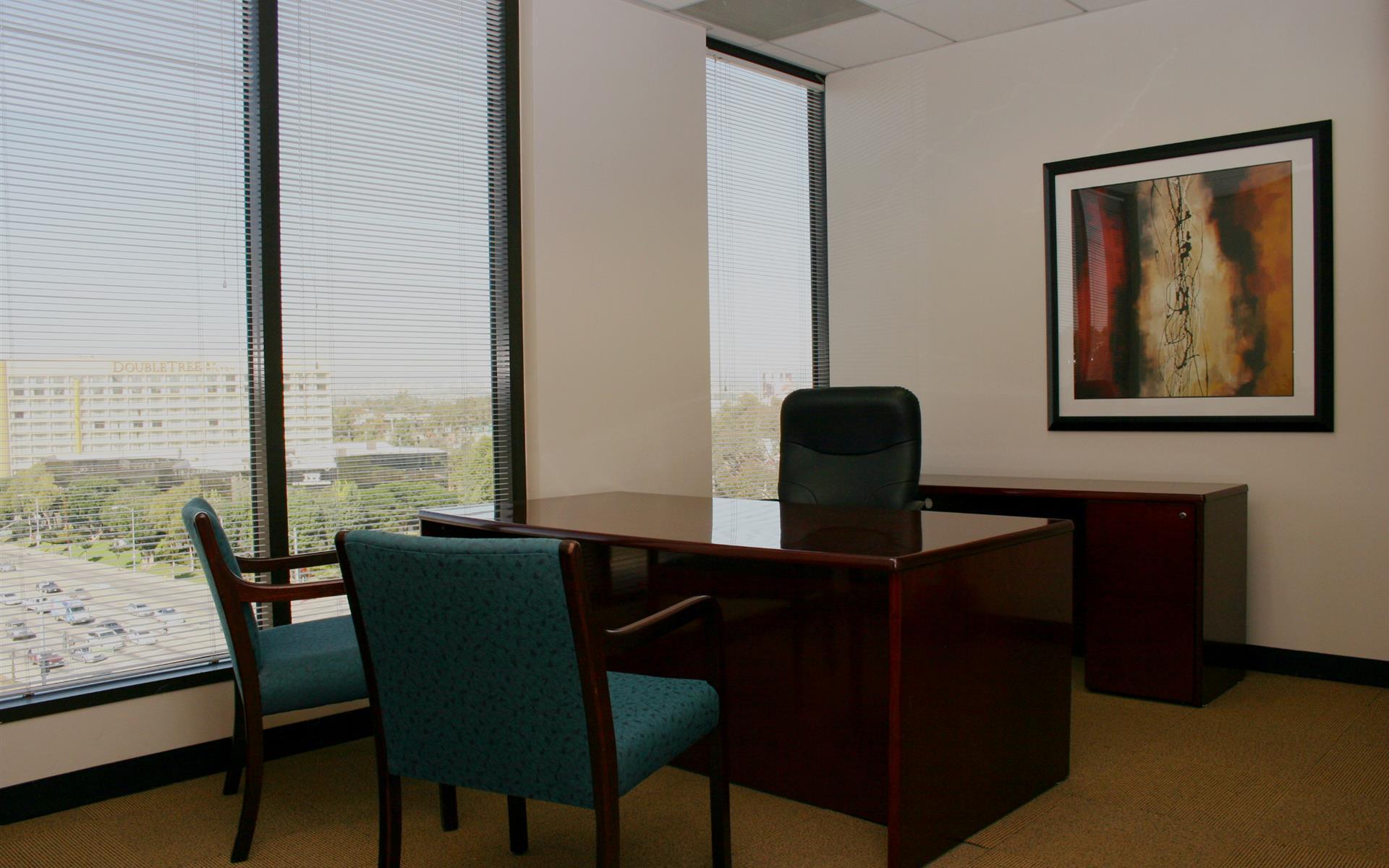 (HHC) Howard Hughes Center - Exterior Office