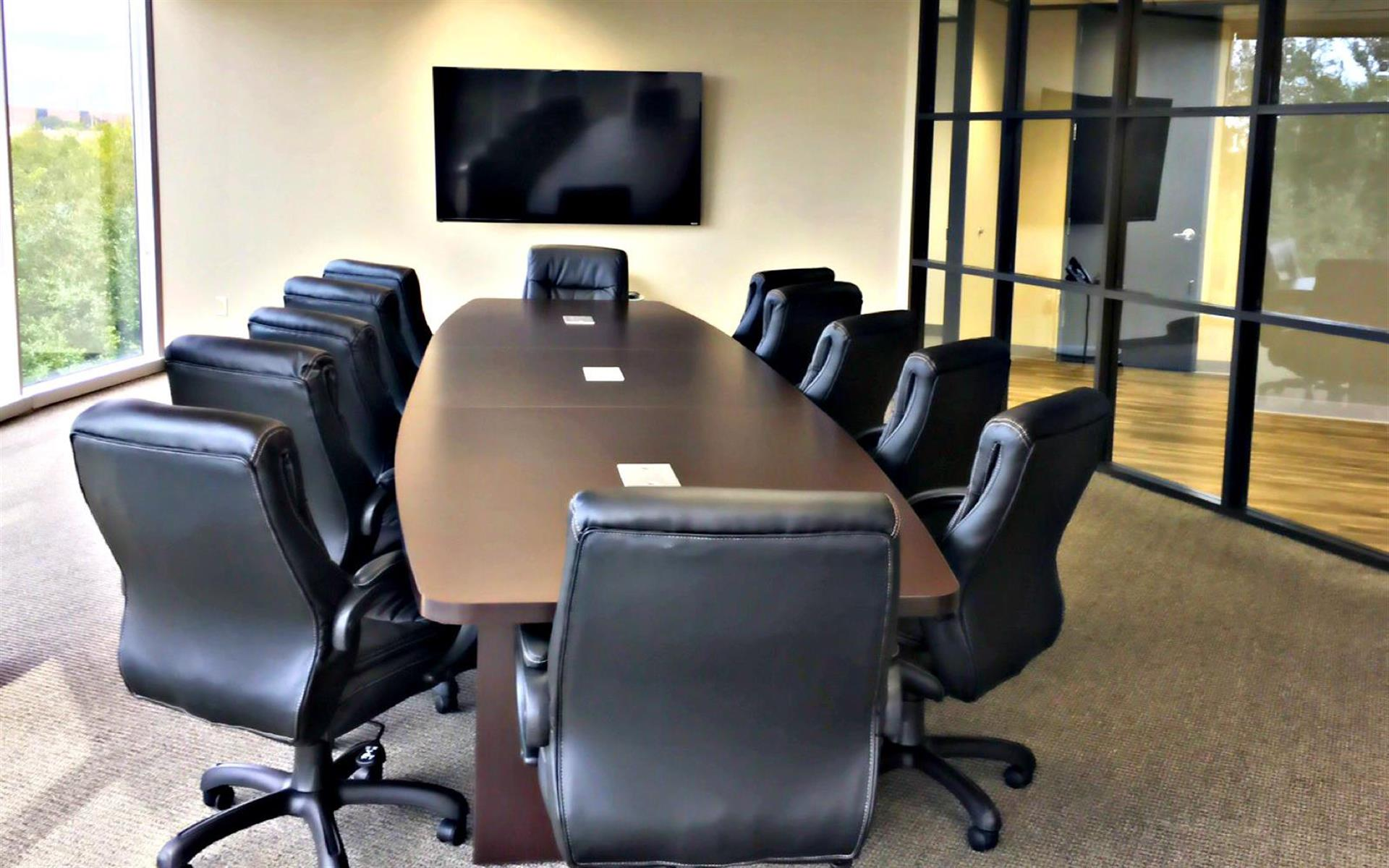 CUBExec - Interchange Building Executive Suites - Large Conference Room
