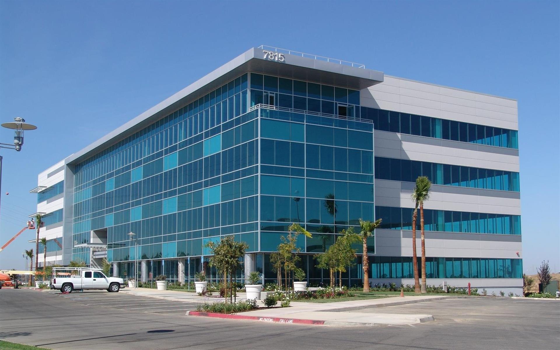Huseby Inc. - Fresno Palm Office Suites