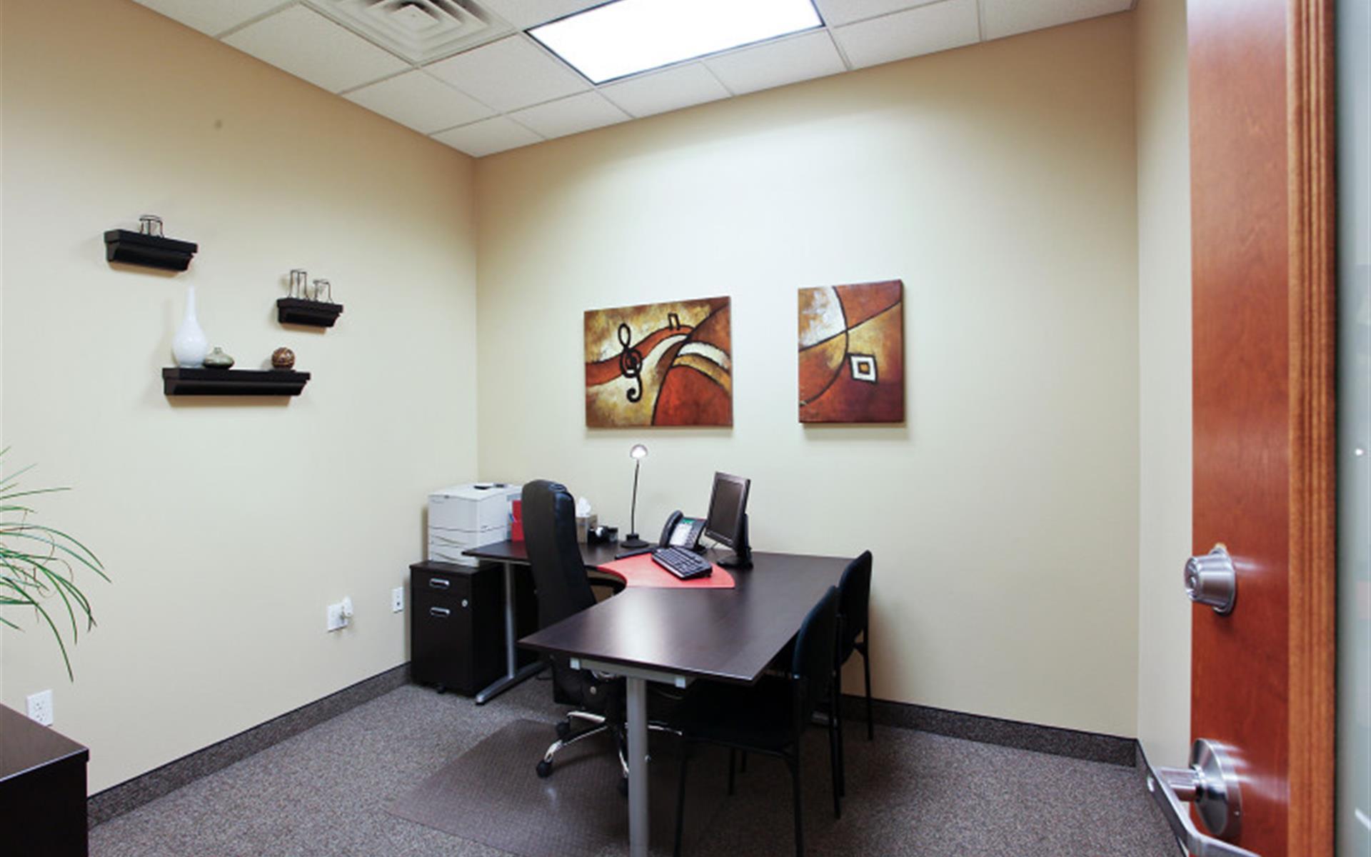 (HEN) Augusta Park - Interior Office