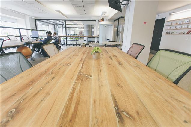CityCoHo   Philly Nexus - Open office space