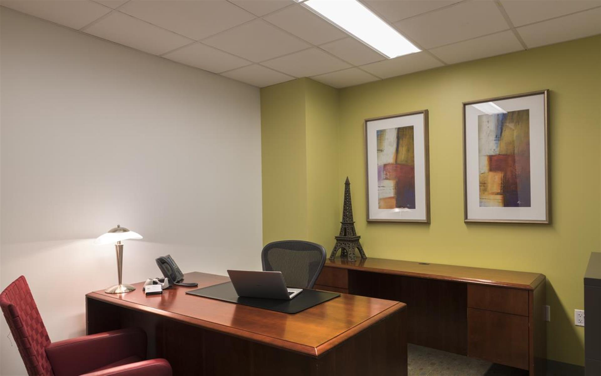 Carr Workplaces - Tysons Greensboro - Office 931