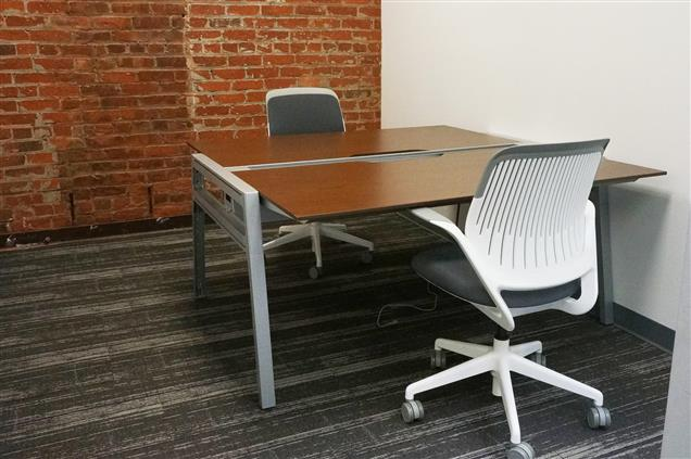 BLANKSPACES DTLA - Medium Private Office for 2
