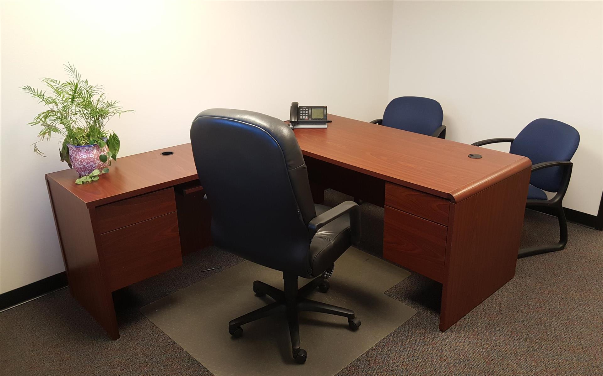 Creve Coeur Workspace - Private Office