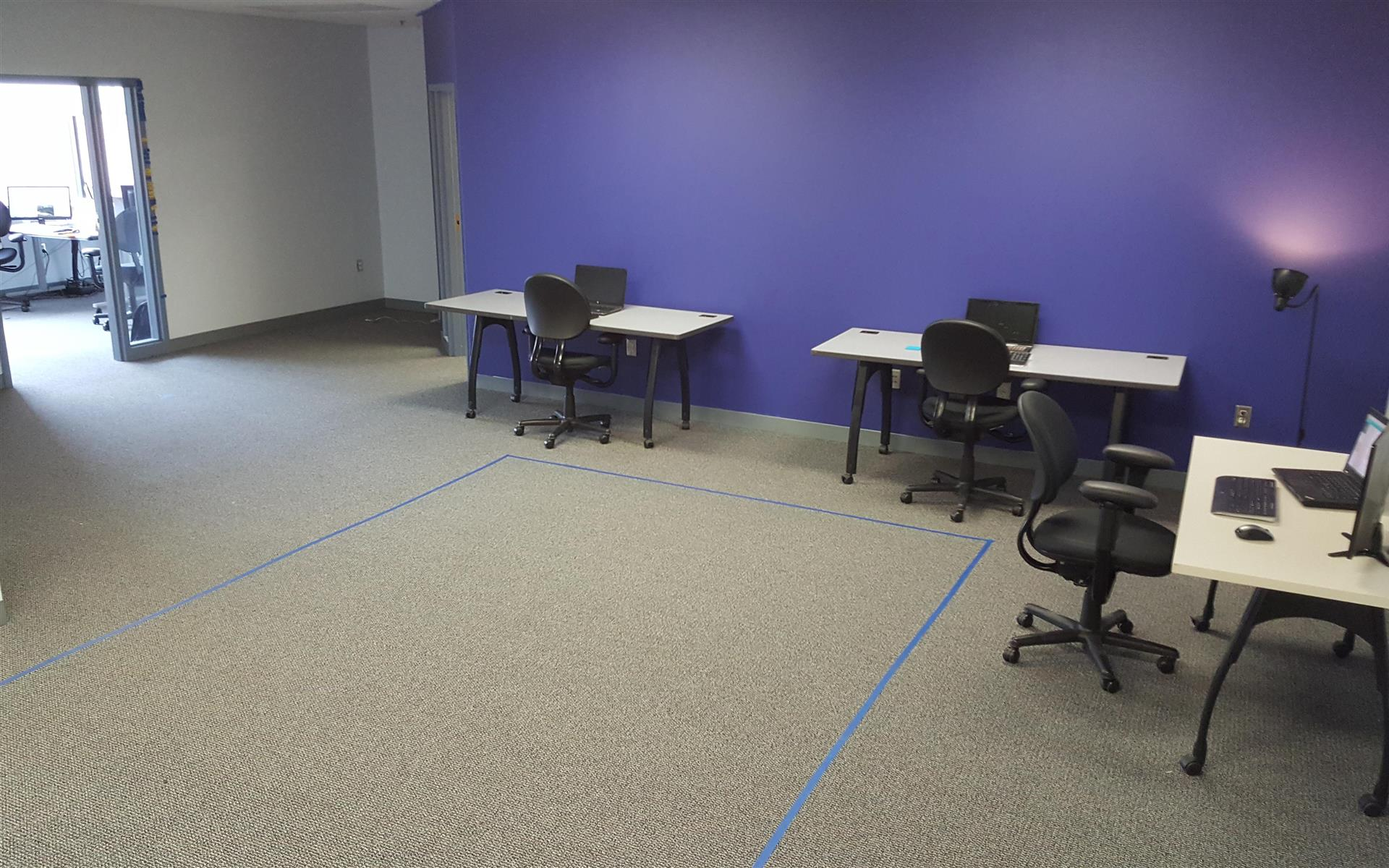 3D Data Ltd - Malden - Team Space for Eight