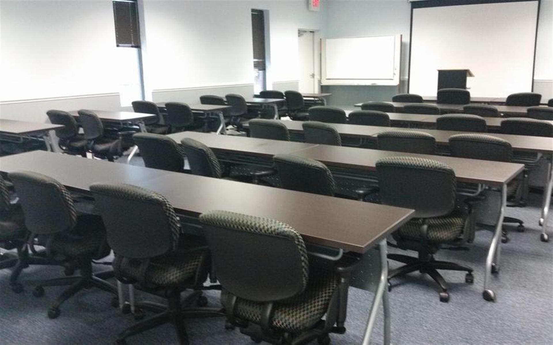 Ibis Venue Center - Tesla Training Room