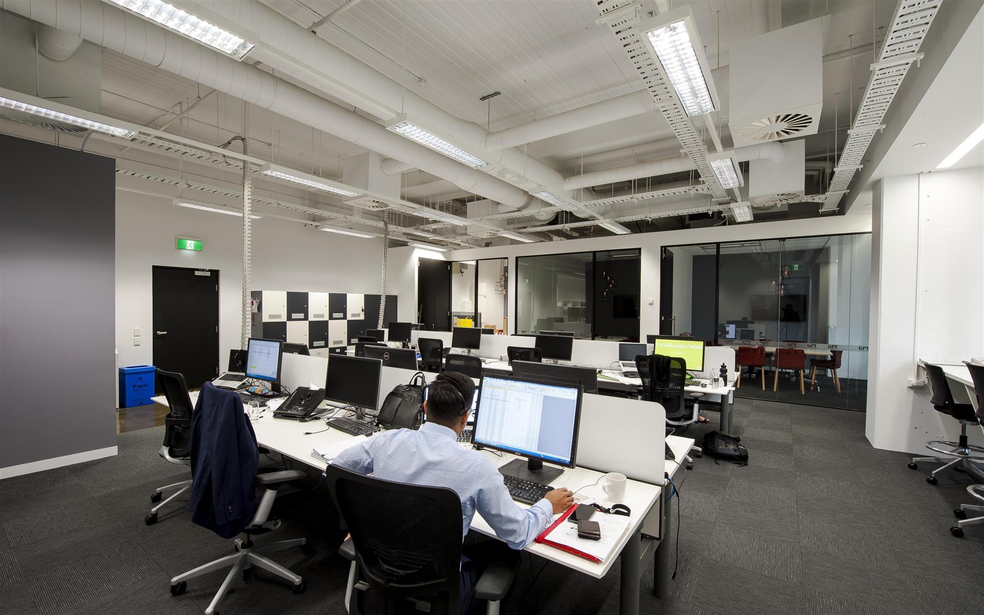 181 William Street Liquid Space - GPT Group - 181 William St - Coworking Desk Space
