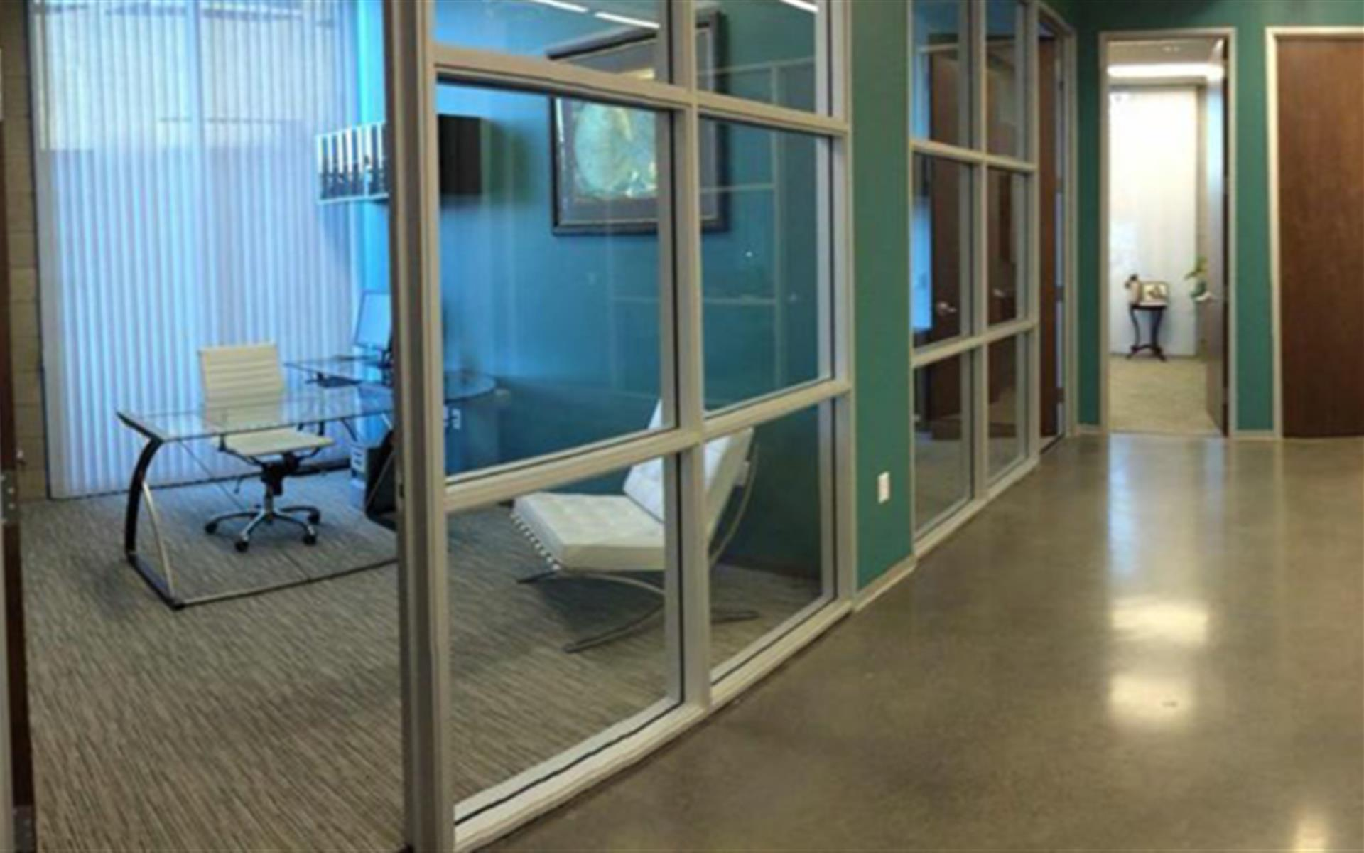 Crystal Cove Wealth Management - Contemporary Office Space in Irvine