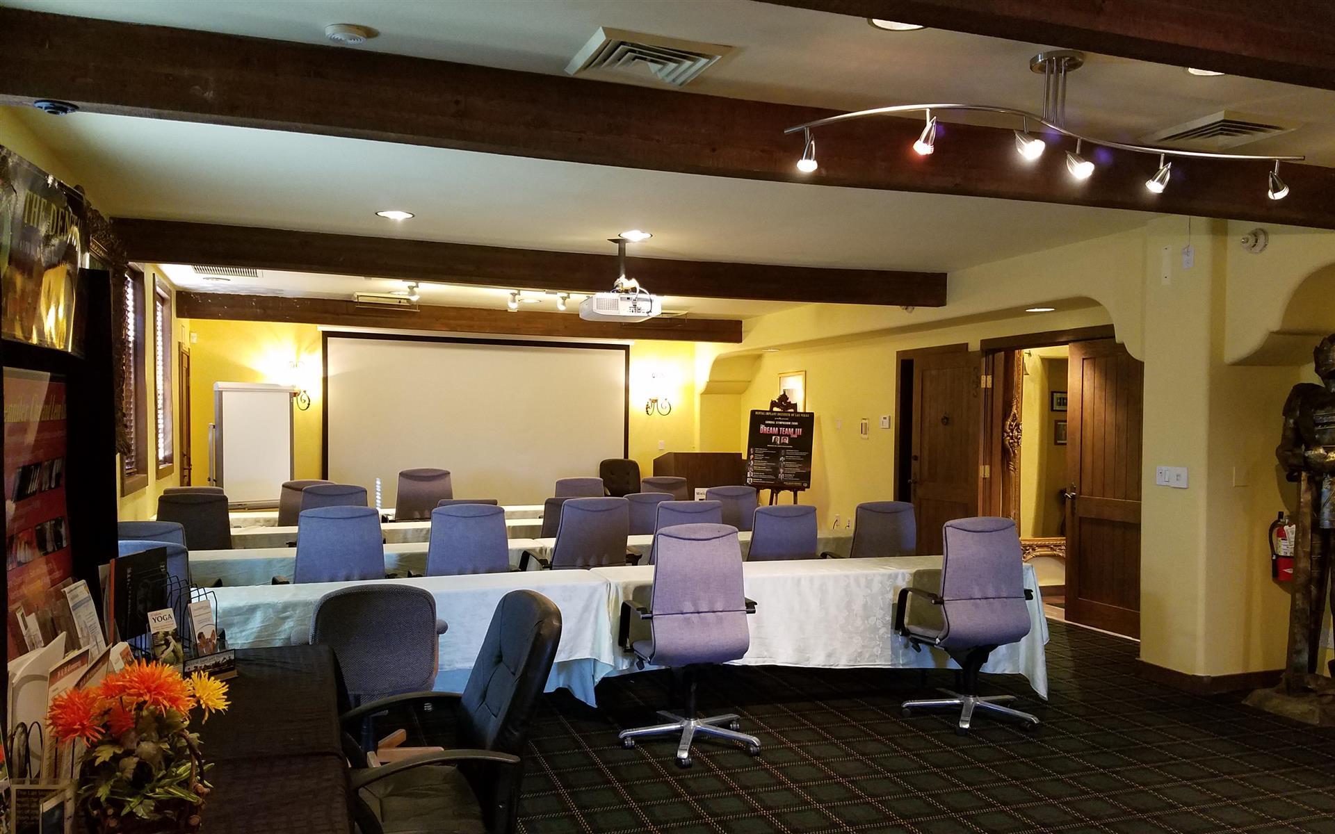 Las Vegas Periodontal Care - Training/Seminar Room