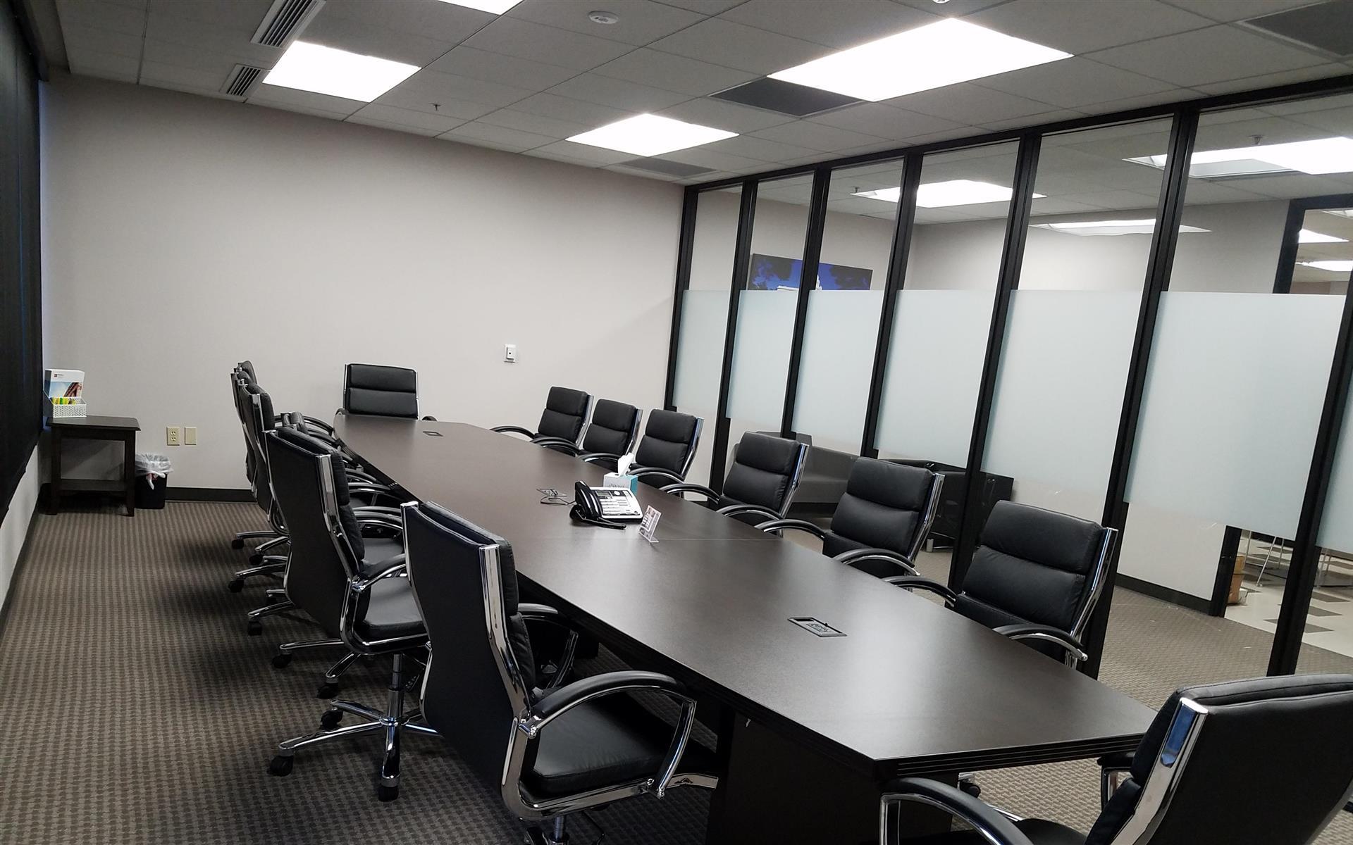 Huseby, Inc. Sacramento - Board Room 16