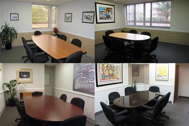 Goldbetter Miami Office Business & Conference Center - Conference Room