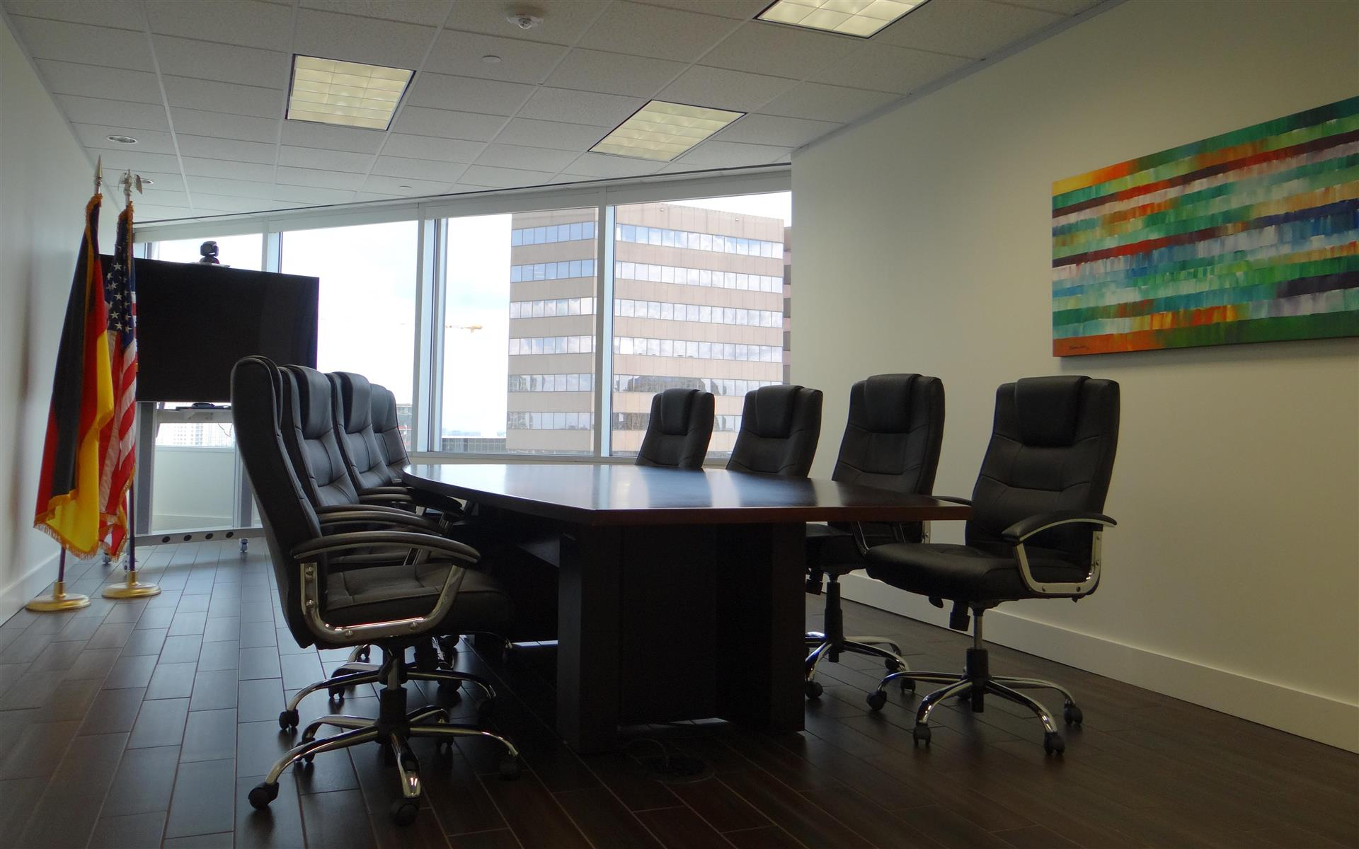 German American Chamber of Commerce of Houston - Large Conference Room