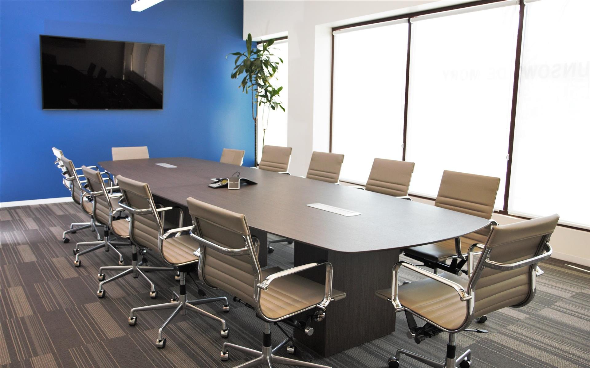 Bunsow De Mory Smith & Allison - Conference Room (12 ppl) (Smaller Avail)
