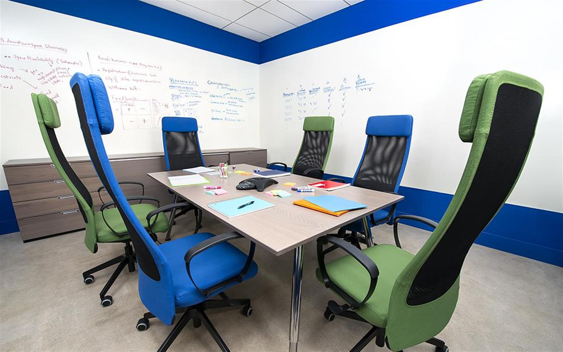 1313 Innovation - Small Conference Room