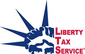 Logo of Kellery Tax, Inc. d/b/a/ Liberty Tax Service