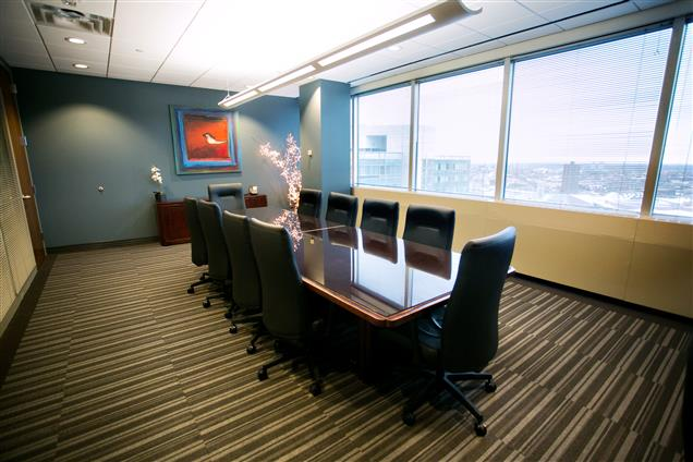 1600 Executive Suites - Boardroom
