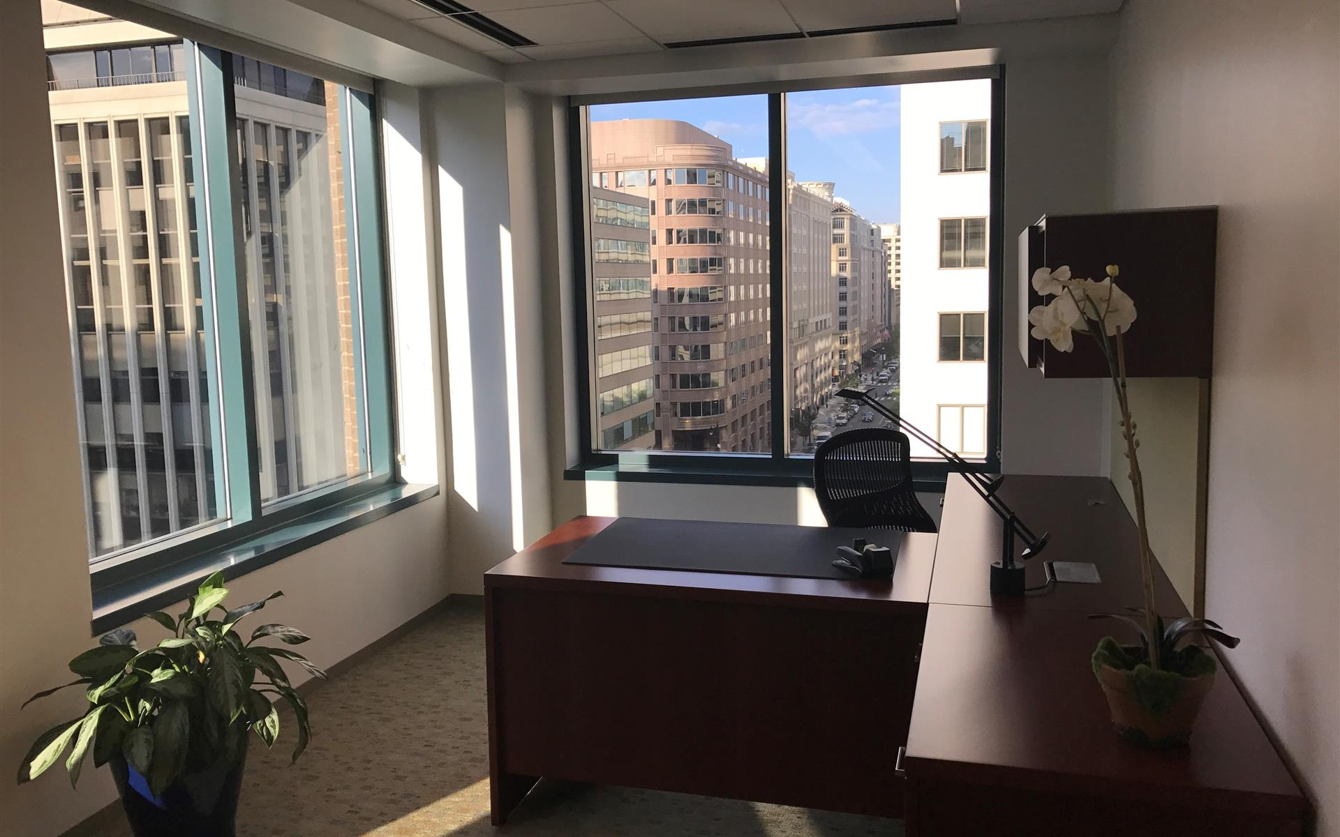 Carr Workplaces - Metro Center - Exterior Office- 816
