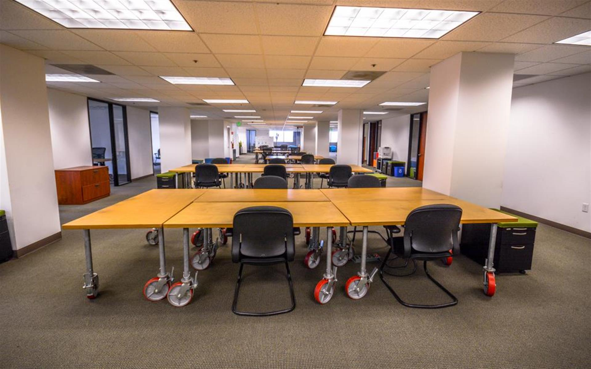 SOMAcentral | Oakland - Dedicated Desk