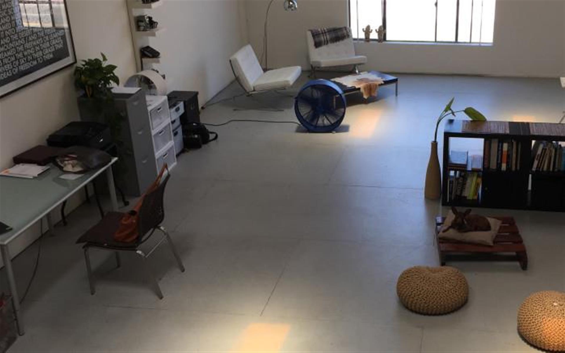 Carmen Zella LLC - Creative Office space in Art Loft