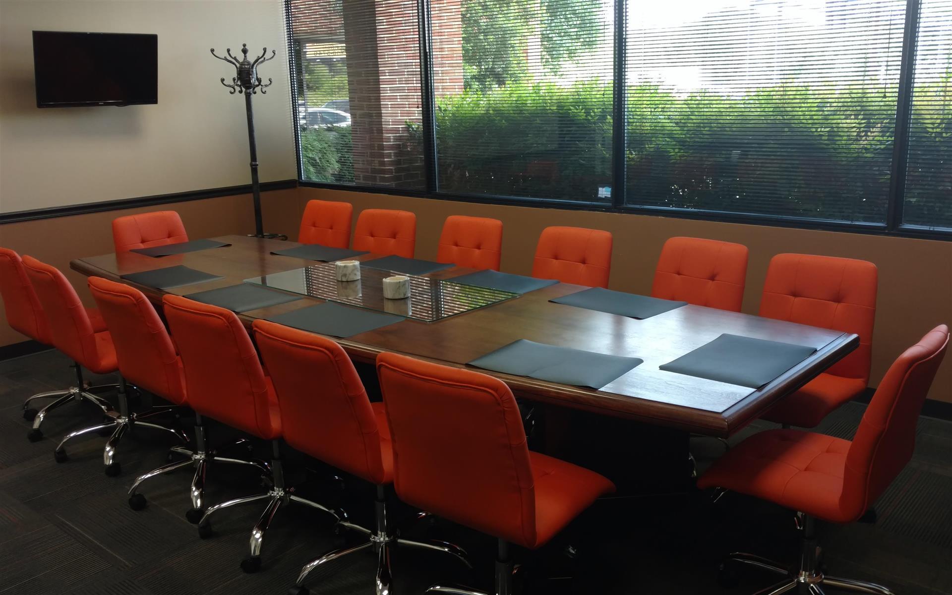 Perimeter Park Executive Center - Jules Brazil Board Room