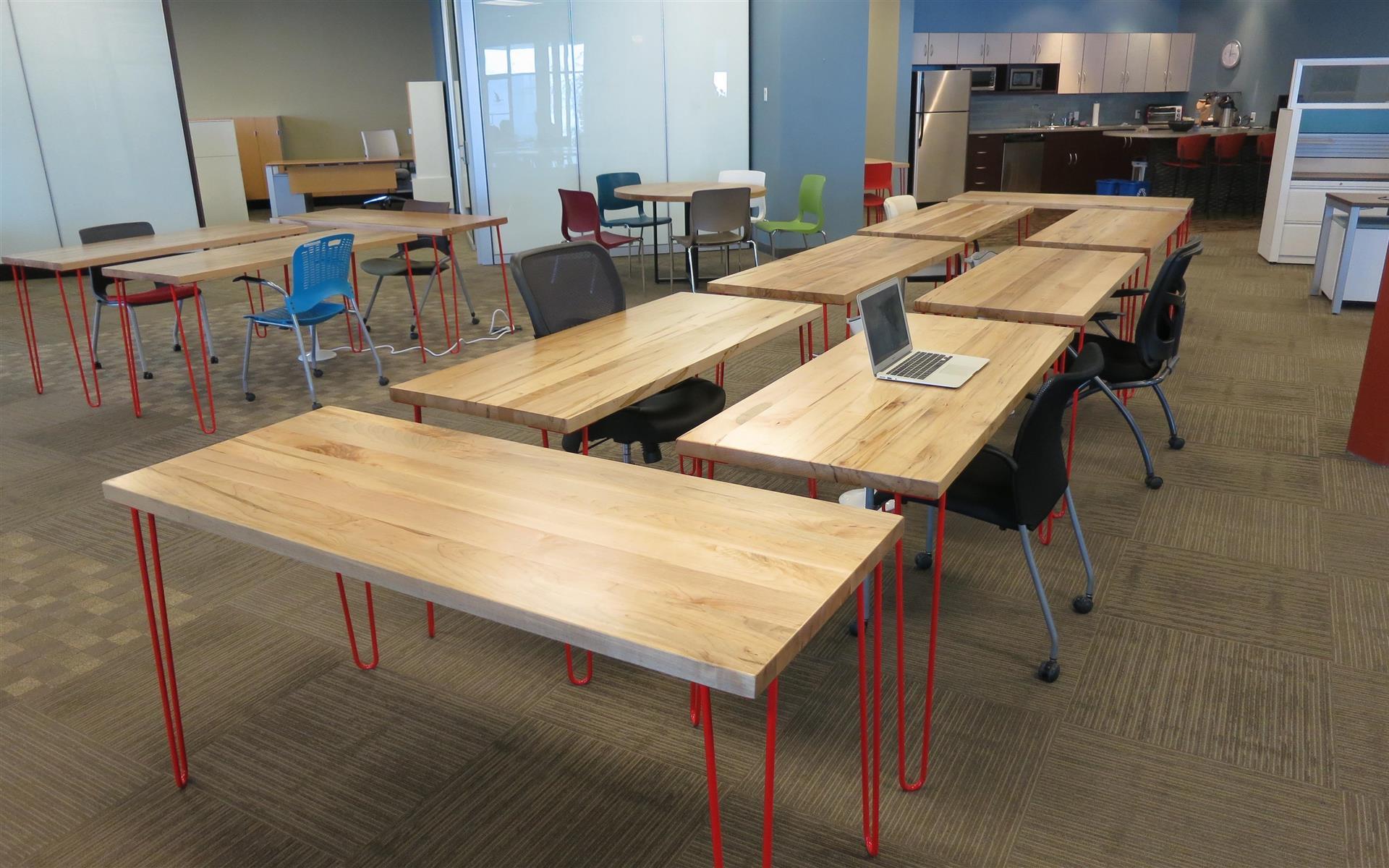 Goosetail Spaces - Designated Desk