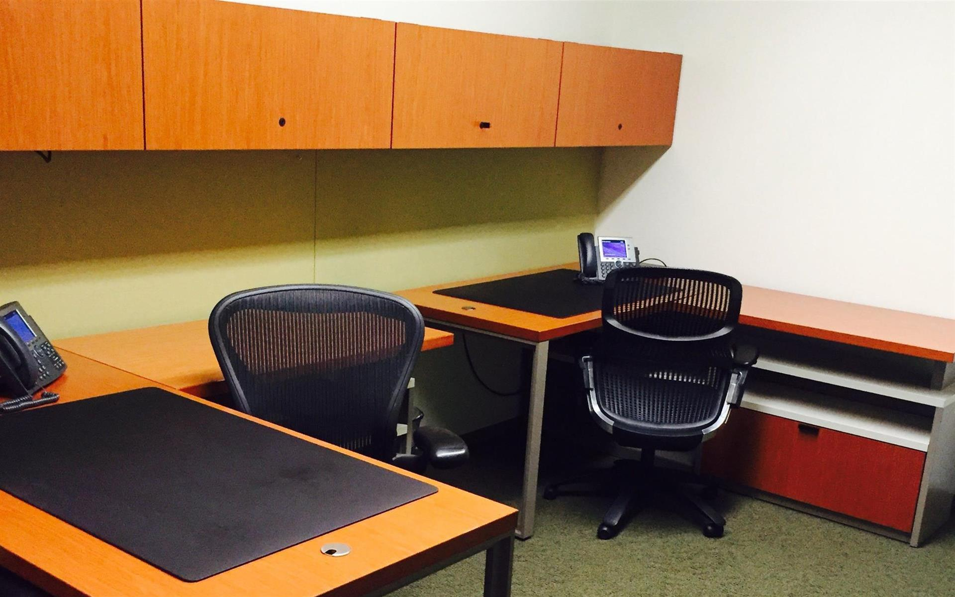 Carr Workplaces - Tysons Boulevard - Office 1553