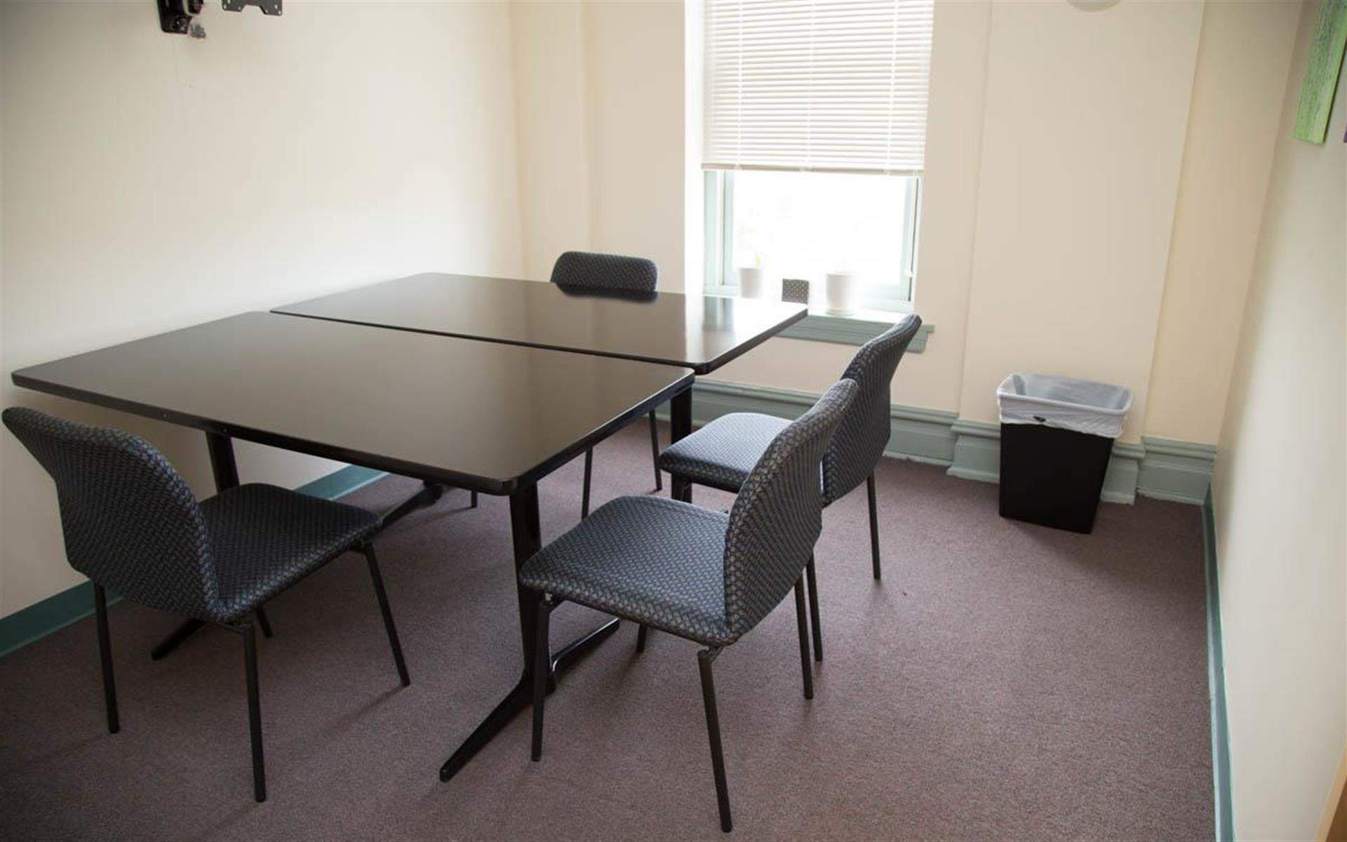 Productivity Pointe - Room 4 - Media Center