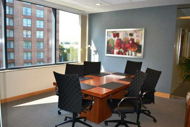 Carr Workplaces - Old Town - Lee Room