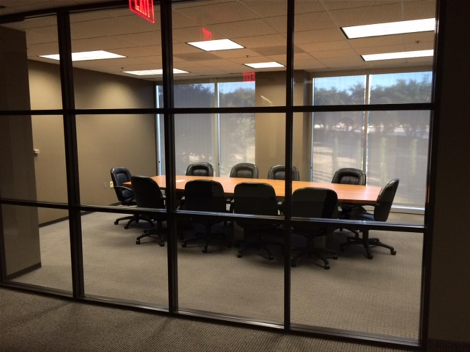 Interchange Building - Conference Room Interchange