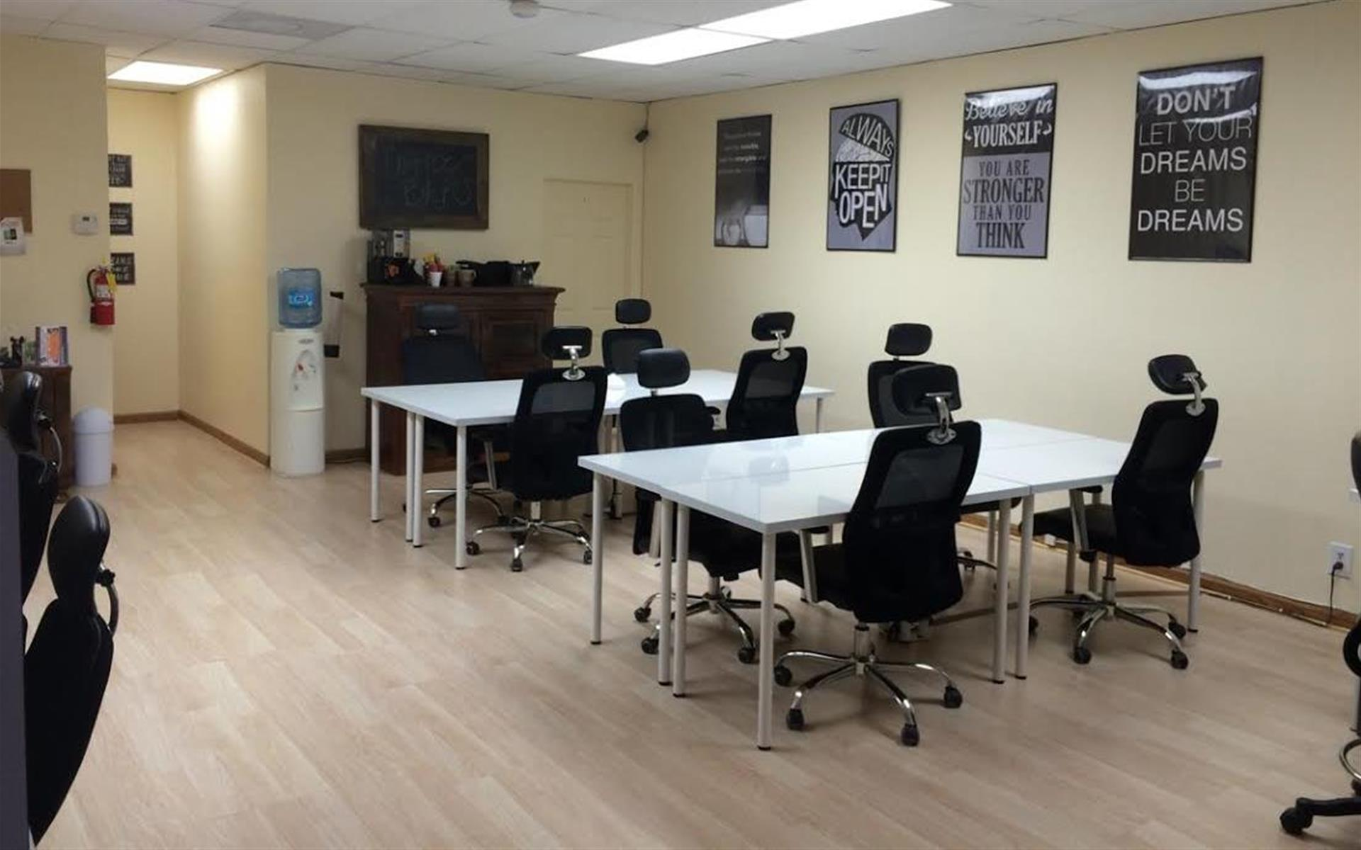 Share Our Office Space - Dedicated Desk/Shared Desks