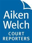 Logo of Aiken Welch Court Reporters Oakland