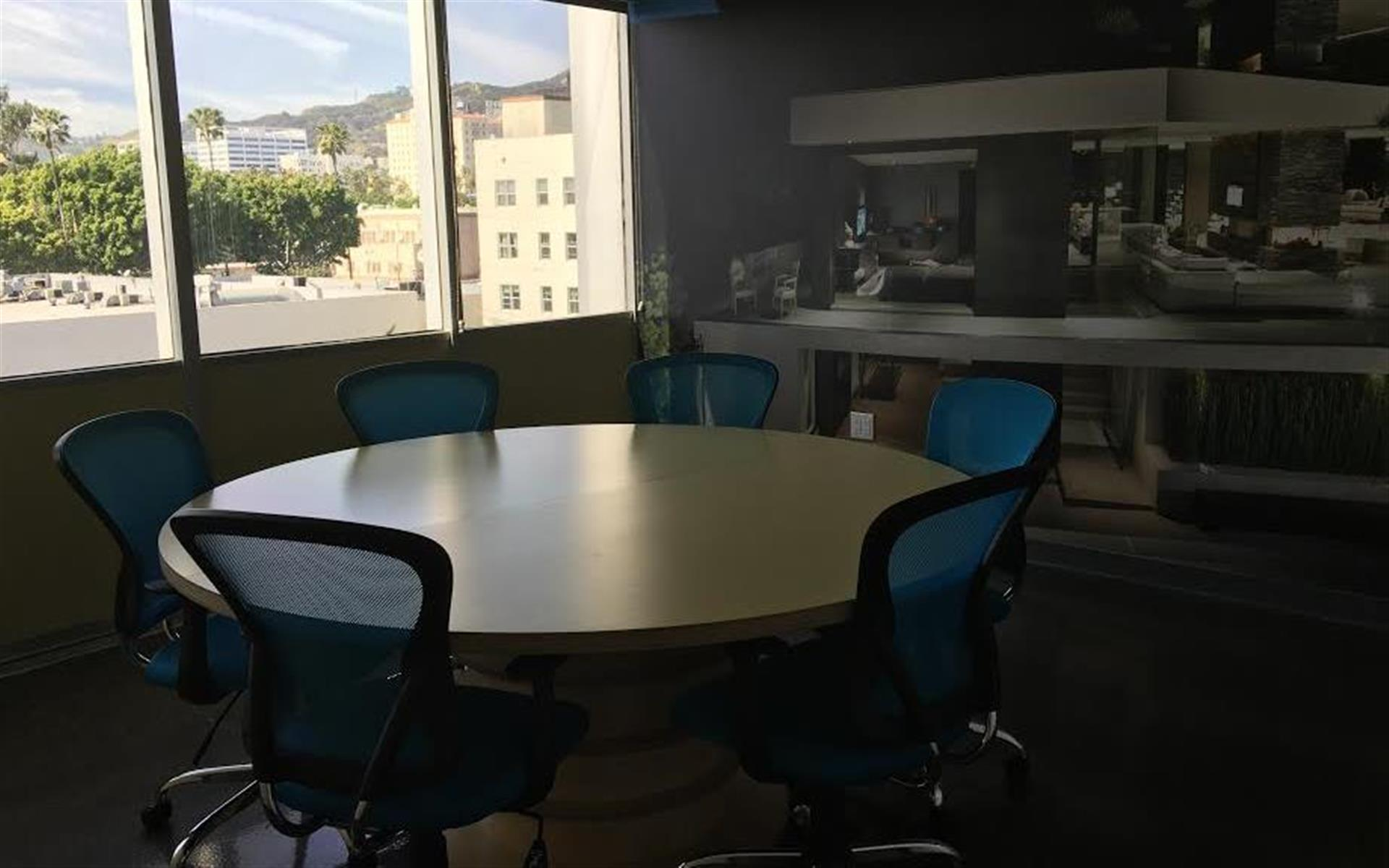 Nationwide Real Estate Executives - Hollywood's - Large Conference Room
