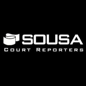 Logo of Sousa Court Reporters & Trial Solutions - San Diego