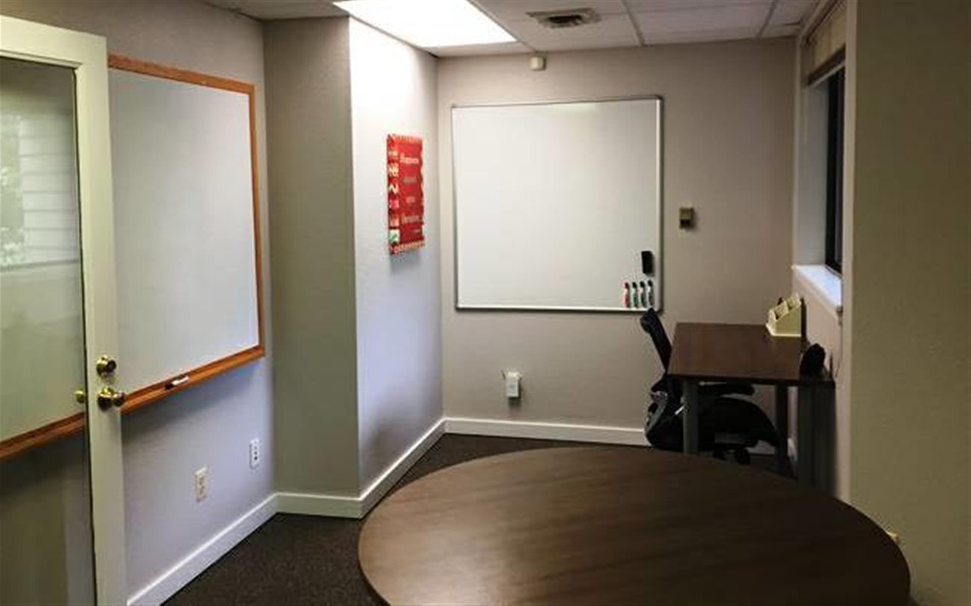 Turning the Corner - Office 2
