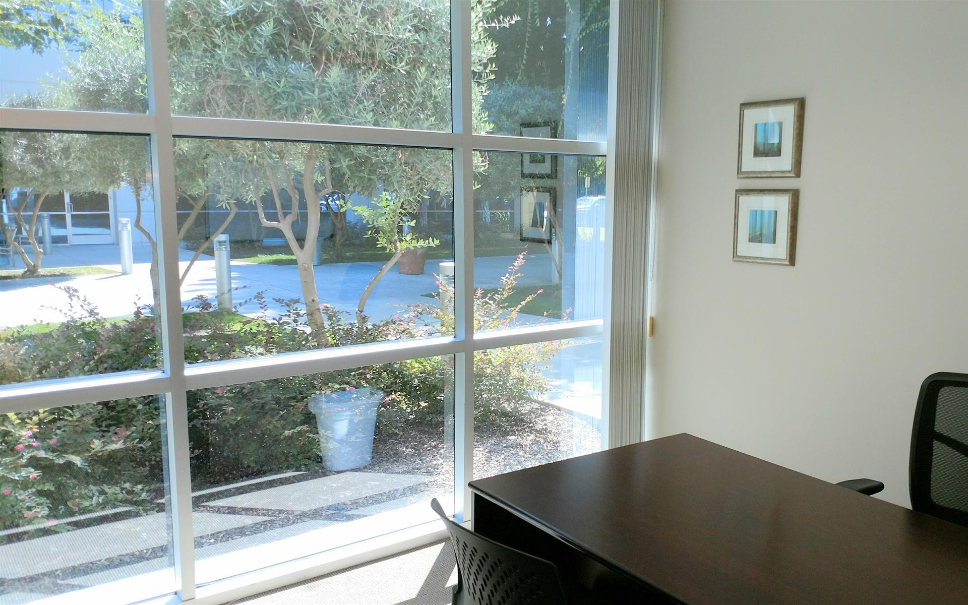 Focus Strategies - Suite 120 - Private Office 8 with a view