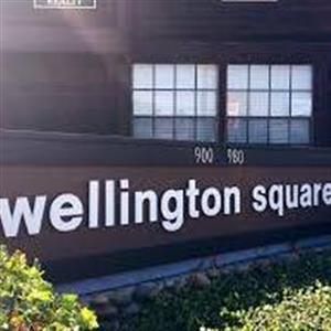 Logo of Wellington Square