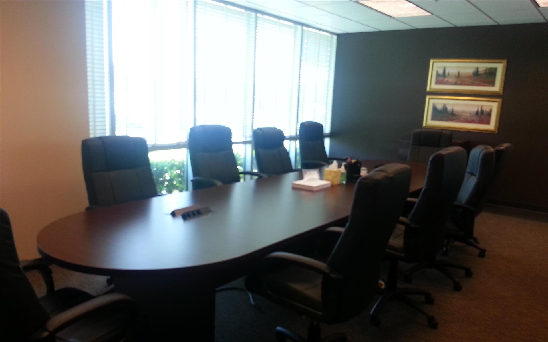 Huseby Inc. - Conference Room/Flexible Workroom 4