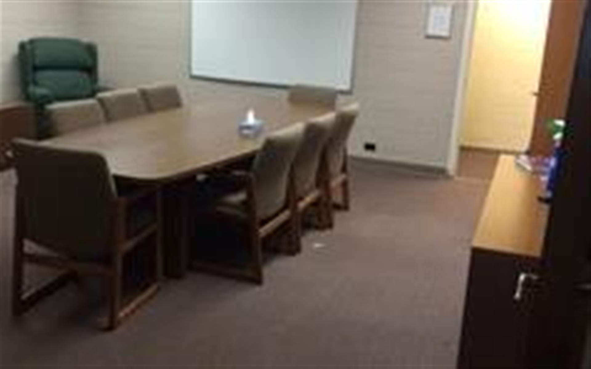 Law Resources Center - Conference room for 8-10  people